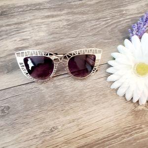 Fun Cat Eye Sunglasses